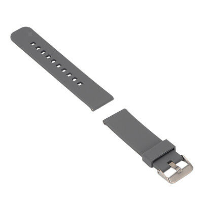 Adjustable Replacement Wrist Watch Band Strap for Garmin Fenix Chronos Gray
