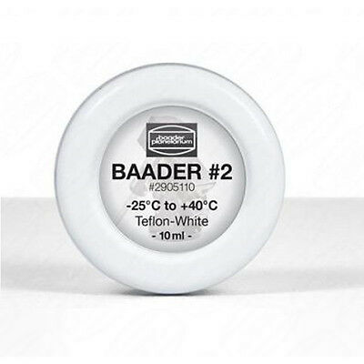 Baader Teflon White Machine Grease -25°C UP TO +40°C 2905110, London