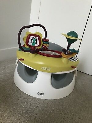 Mamas And Papas Bumbo Seat And Tray - Never Used