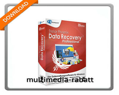 Stellar Phoenix Data Recovery 7 Professional Download Key -- Blitzversand-