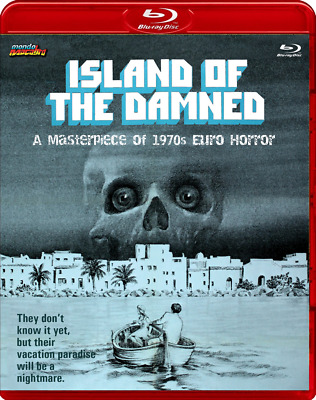 WHO CAN KILL A CHILD? Mondo Macabro RED CASE Blu-Ray LIMITED New ISLAND OF DEATH