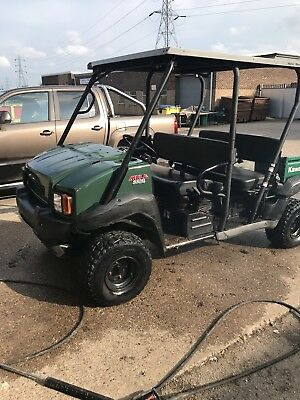 Kawasaki Mule 4010 Diesel 900cc Engine VGC  UTV Utility Vehicle/ ATV All Terrain