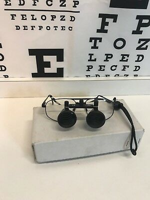 Oculus Surgical loupe 1.8x / 370mm with small frame
