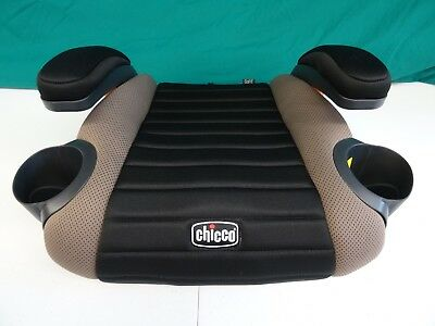 Chicco GoFit Backless Booster Car Seat – Caramel, Item # 07079751520070 - #1
