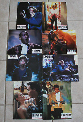 Candyman horror French set 8 Clive Barker