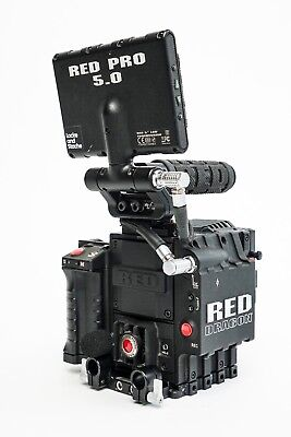 RED Epic-X Dragon 6K Kit (almost ready to shoot!)