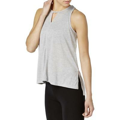 Calvin Klein Performance Womens Epic Gray Fitness Tank Top Athletic XS BHFO 0003
