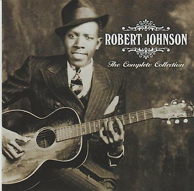Robert Johnson - The Complete Collection 2008 (2 Audio CD's) UK Import