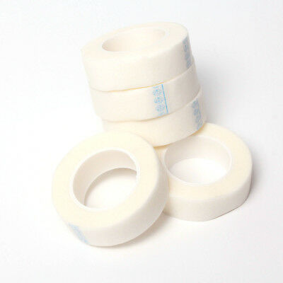 Pro 1/2/5/10 Rolls Medical Tape For Individual Eyelash Extension Tool Supply