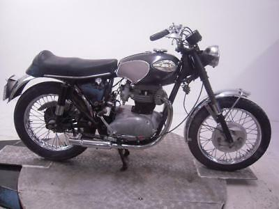 1968 BSA A50 Cyclone Unregistered US Import Barn Find Classic Restoration Proj