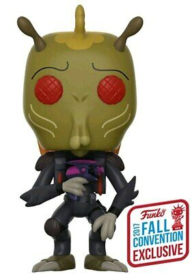 Rick and Morty - Krombopulos Michael NYCC 2017 US Exclusive Pop! Vinyl [RS]-F...