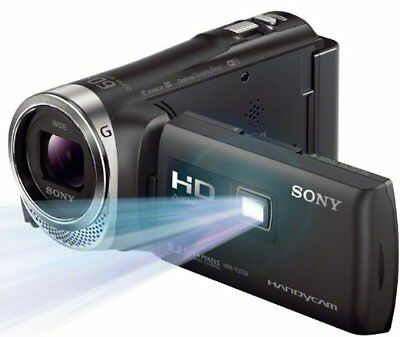 ## Sony HDR-PJ330 PJ HD Flash Camcorder Full HD, 9,2 Megapixel 30xZoom NEUWERTIG