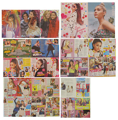 Ariana Grande COLLECTION 34 - clippings/posters/pagine #lg12
