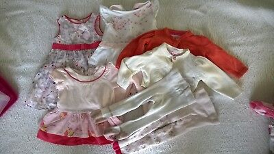Girls Ted Baker 0-3 months clothes bundle