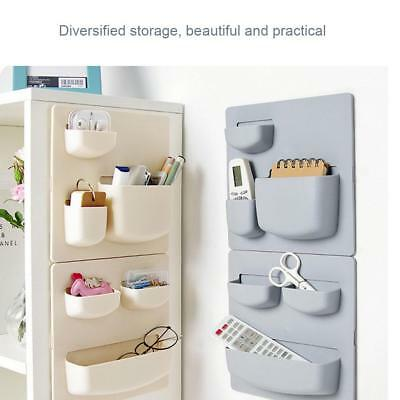 Wall Hanging Storage Rack Soap Sponge Container Organizer for Kitchen Bathroom