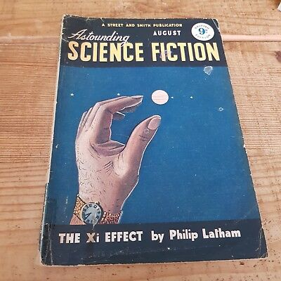 Astounding Science Fiction Vol VII No.5 August 1950