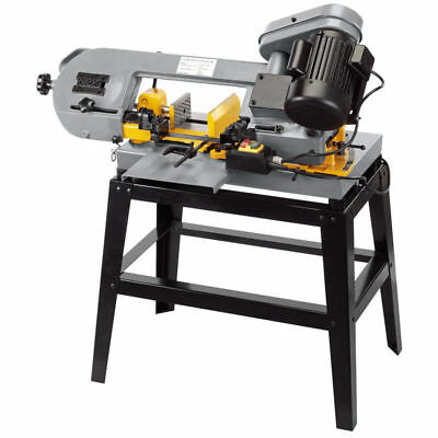 "Draper 53040 6"" 150 mm 550 W 230 V Horizontal Metal Cutting Bandsaw Band Saw"