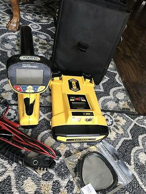 Vivax Metrotech Locator vLocPro vX200-2 With Loc-5stx Pipe Locator