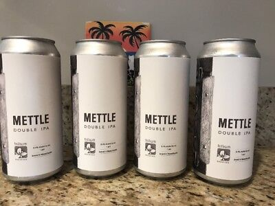 Trillium Brewing Mettle ⚒ Double IPA New Release 4 Pack