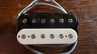 Gibson 500T Humbucker Bridge Brücke Hot Ceramic Zebra Top-Zustand