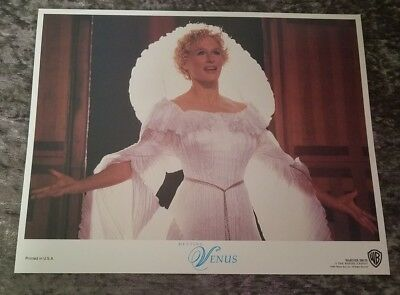 Meeting Venus lobby cards - Glenn Close - Set of 8 - (1991)