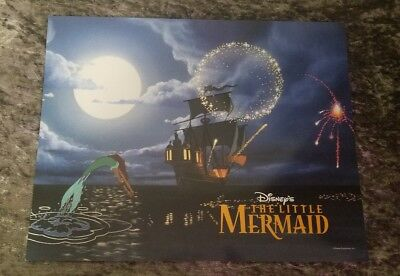 Walt Disney's The Little Mermaid lobby card # 6