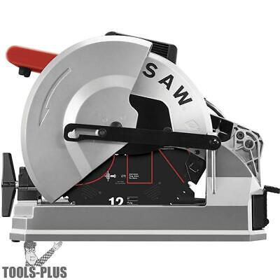 """Skilsaw SPT62MTC-01 12"""" 15-Amp Spark-Free Carbide Tipped Metal Dry Cut Saw New"""