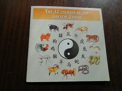 The 12 Animals Of The Chinese Zodiac Somalia Coins From 2000 Uncirculated Coin