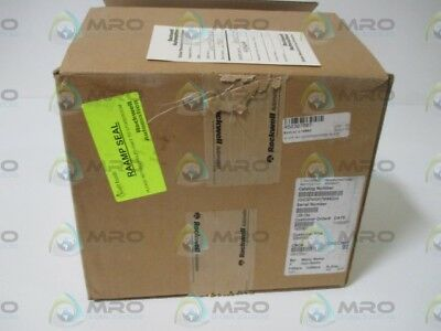 Allen Bradley 20Ad3P4A0Aynnng0 Ser.a Ac Drive (Remanufactured)*new In Box*