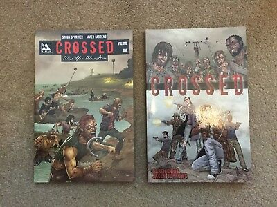 Crossed Gn'S (2 Vols) - Pbk New/mint Condition