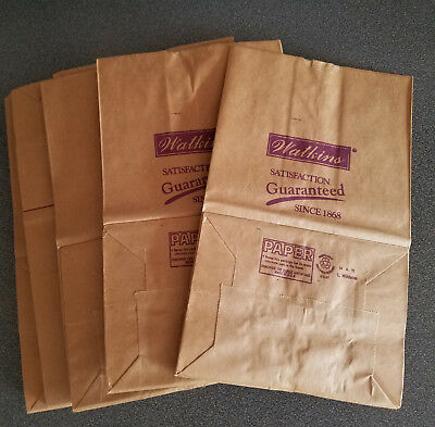 JR Watkins Delivery Bags - Large Vintage - 29