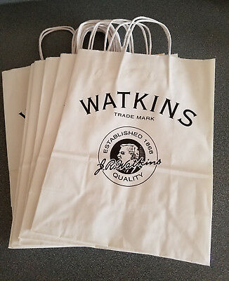 JR Watkins Delivery Bags - Large - 12