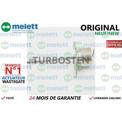 0001 Turbocompresseur Electronic actionneur 775517
