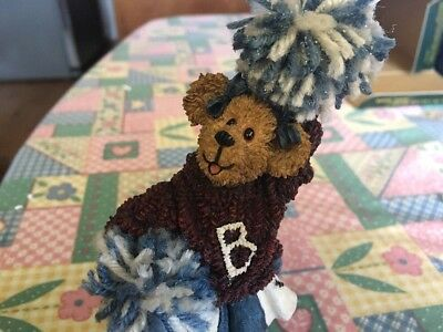 "Boyd's Bears And Friends ""Kimberly Cheerenshout... Got Spirit?"" Collectable"