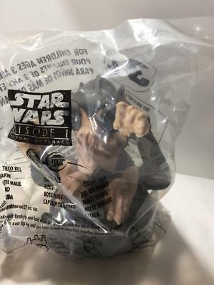 Star Wars Episode 1 Sebulba Cup Life topper Taco Bell Sealed
