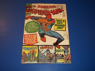 Amazing Spider-man #38 Silver Age Solid Comic Wow 2nd Mary Jane Key Low Grade