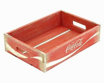 Coca~Cola Wooden Crate, Last one! Bought from store online. Price Drop!