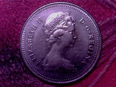 Canada   5  Cents   1979   Jy18