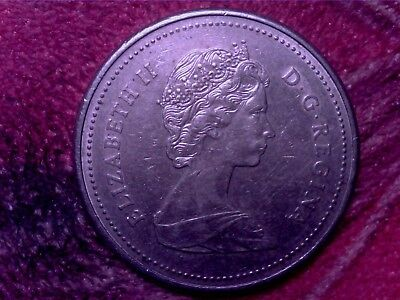 Canada   5  Cents   1987   Jy18