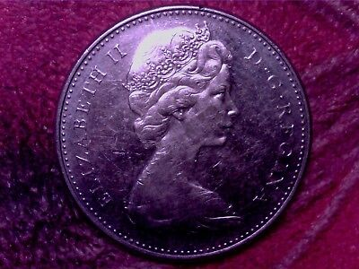 Canada   5  Cents   1965   Jy18