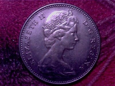 Canada   5  Cents   1968   Jy18
