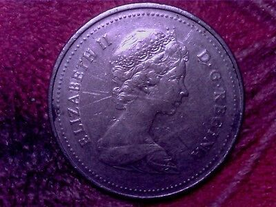 Canada   5  Cents   1984   Jy18