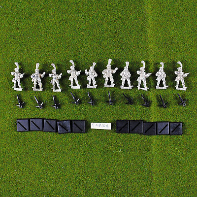 Warhammer Fantasy Empire Crossbowmen (10 Loose) Metal OOP Games Workshop Citadel