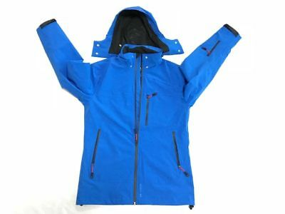 "Apricoat ""Adventurer Jacket"" Blue melange XL Herren neu Outdoor-Jacke"