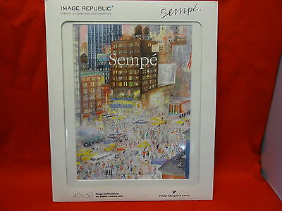 SEMPE NEW YORK SEMPE IMAGE REPUBLIC 40 X 50 cm