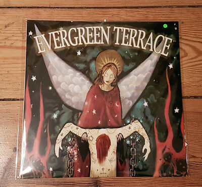 Evergreen Terrace Losing All Hope Is Freedom GREEN LP Vinyl lim/51 Bane Snapcase