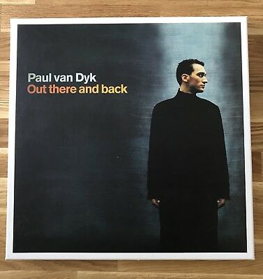 "4x12"" Paul van Dyk - Out There And Back * limitierte Vinyl Box"