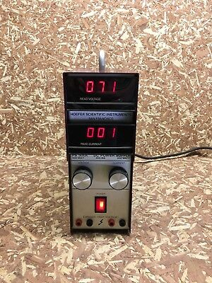 Hoefer Scientific Instruments PS 500 XT DC Power Supply