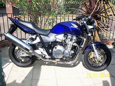 Honda CB1300 A5 ABS 2005. 15,000 Miles. FREE UK MAINLAND DELIVERY