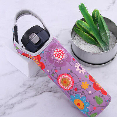Various Water Bottle Insulated Sleeve Covers Drinks Bottle Carrier Covers
